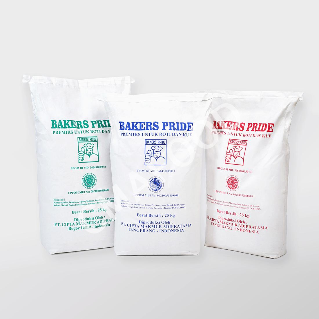 Bakers Pride Premix