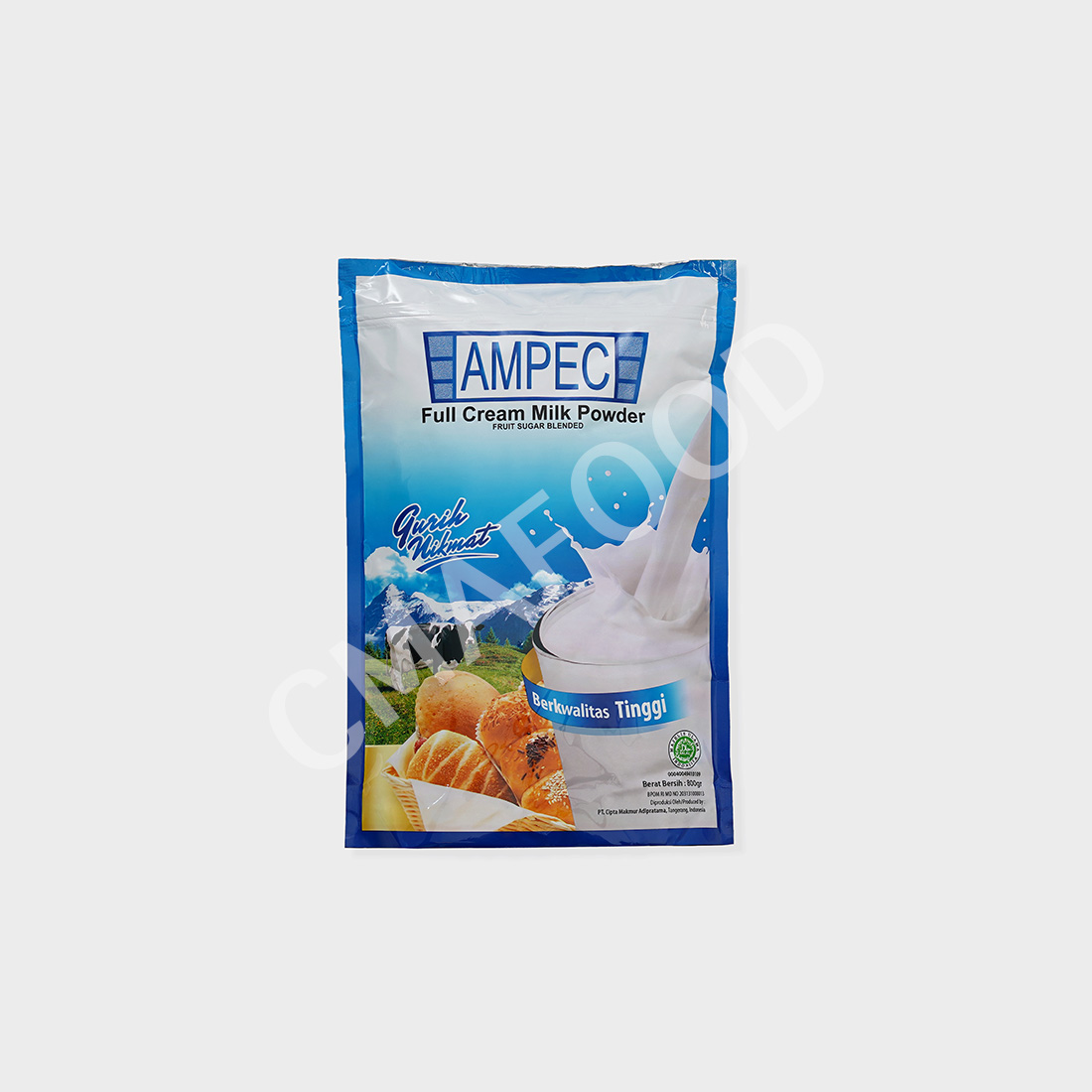 Ampec Full Cream Milk Powder Photo 0