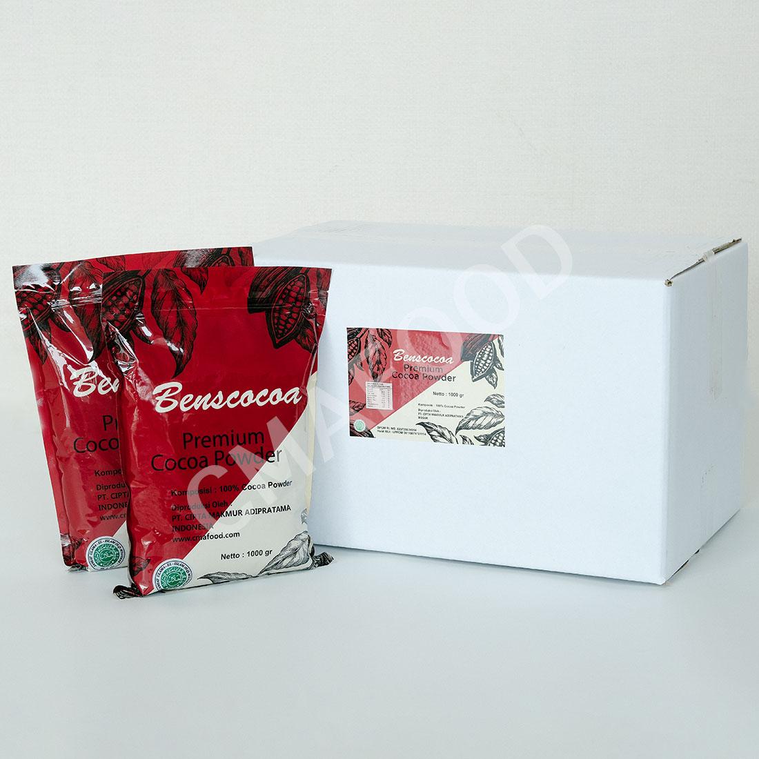 Benscocoa Premium Cocoa Powder Photo 0
